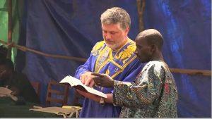 Greg Pruett e a Bíblial
